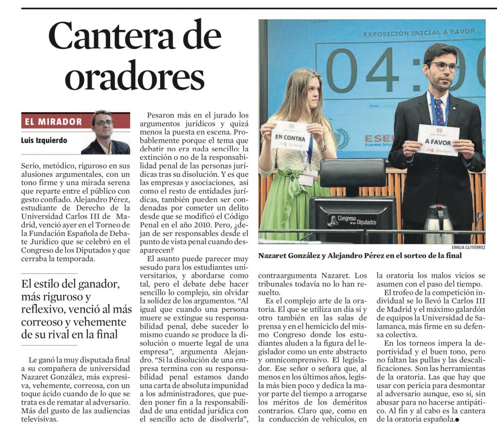 Publicado en La Vanguardia el 13 de julio de 2019